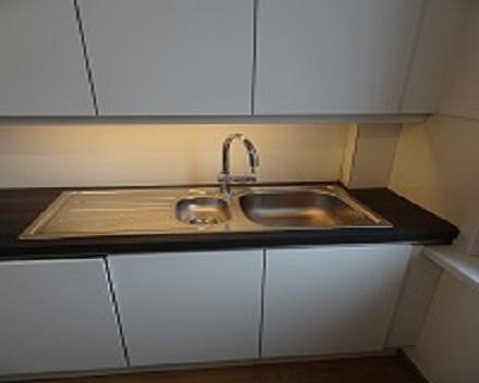 Renovatie badkamer en keuken Gent