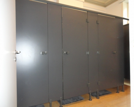 Badkamer studentenkot