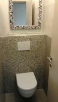 Toilet opsmukken