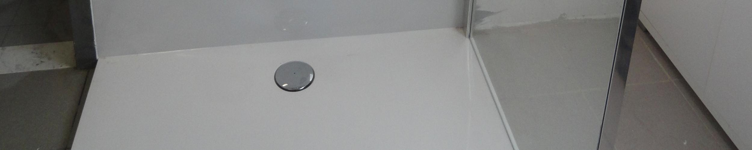 Douche zonder drempels